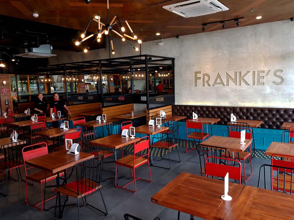 Frankies Best Chicken in Manila